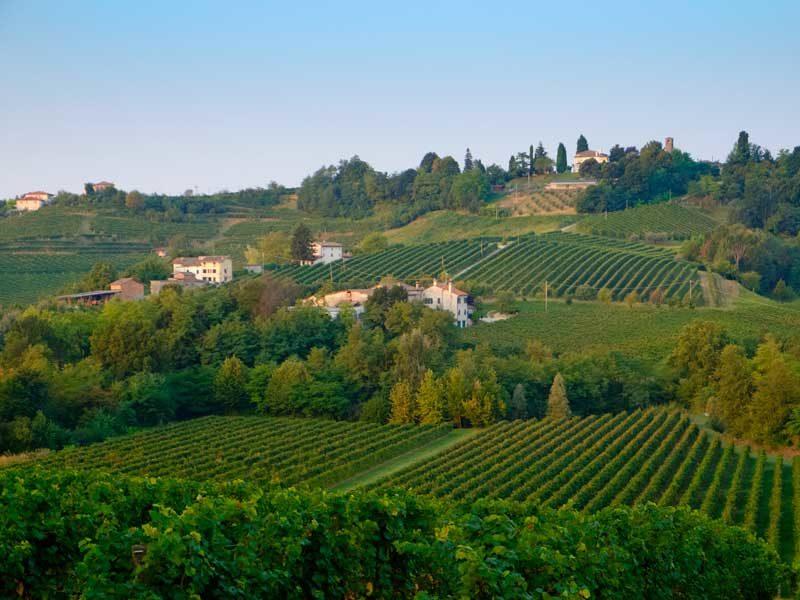 Itinerari | Casa Oltraval Valdobbiadene
